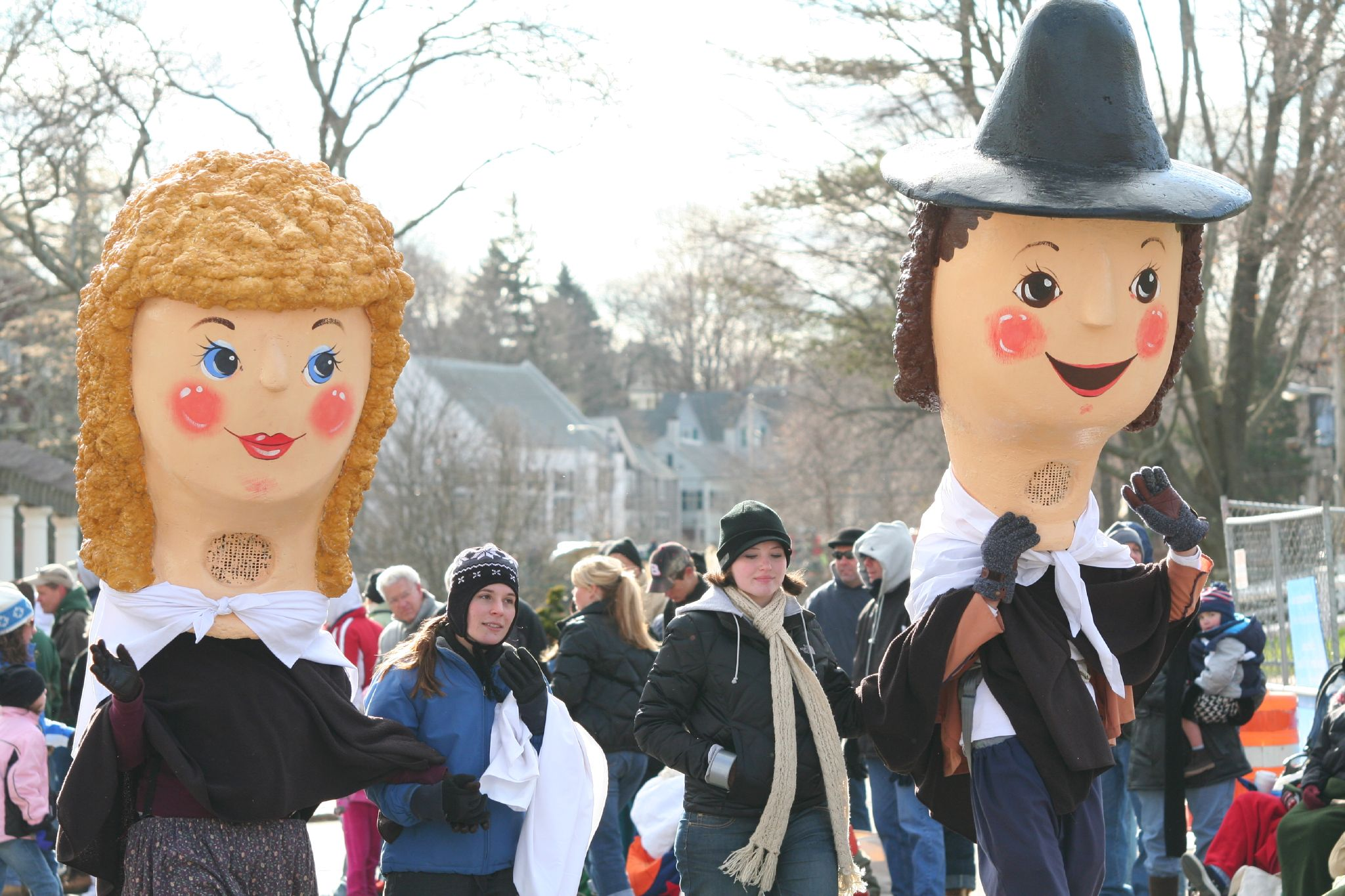 Dance America's Hometown Thanksgiving Parade!