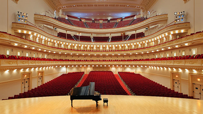 2019 Carnegie Hall - Baldwin Wallace Conservatory Invitational
