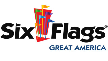 2019 PAC for a Day Six Flags Great America Logo