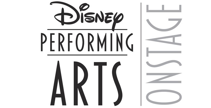 2018 Disney Performing Arts OnStage Logo