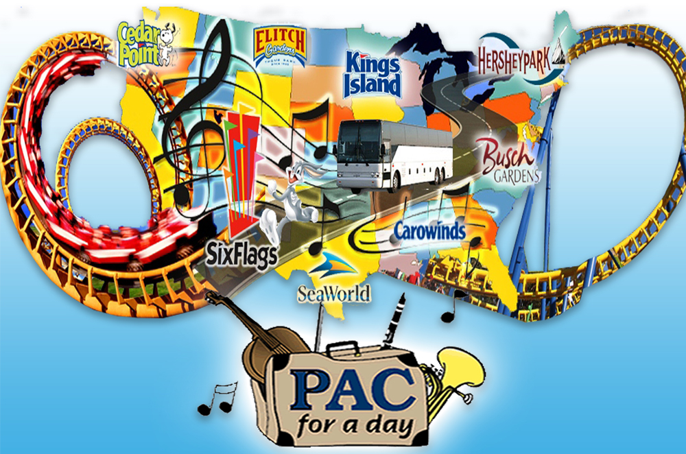 PAC- Mid West Programs | Six Flags Great America | Music Programs